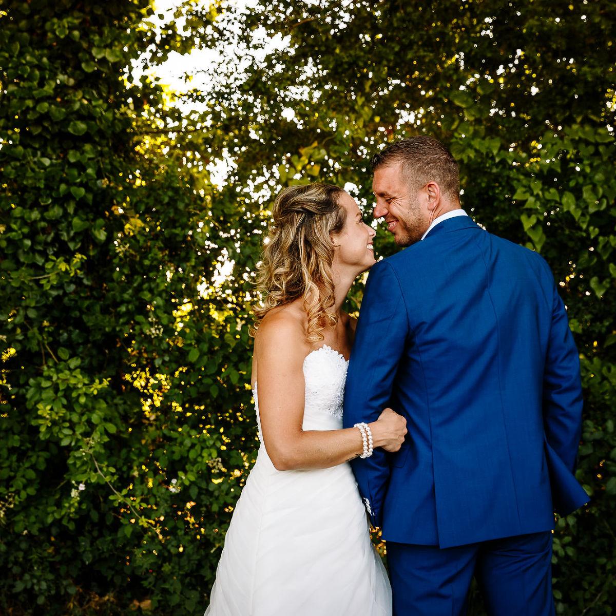 bruidsfotografie, trouwreportage voorbeelden, spontane bruidsfotografie, journalistieke trouwfotografie, bruid, bruidegom