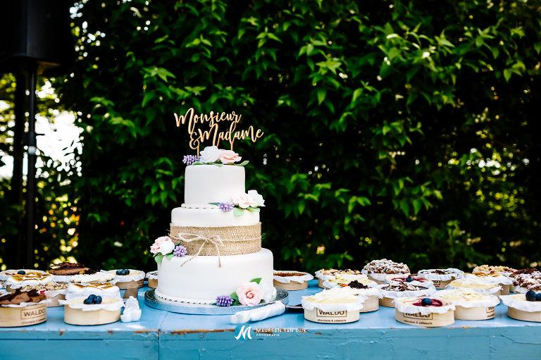 voorbeelden bruidstaart door maureen van dijk fotografie 001(pp w768 h511) - Heerlijke bruidstaart
