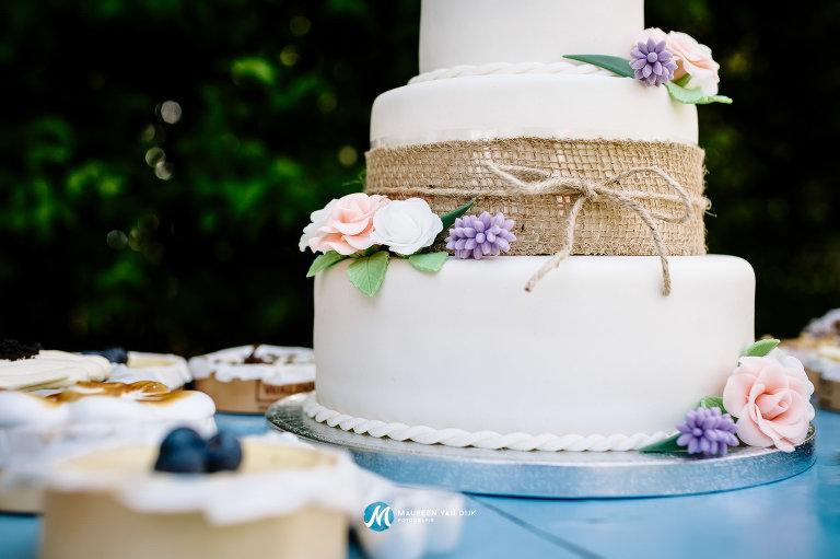 voorbeelden bruidstaart door maureen van dijk fotografie 003(pp w768 h511) - Heerlijke bruidstaart